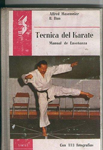 Tecnica del Karate