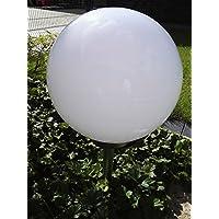 30 Frank Led Solar Kugel Leuchten Kunststoff Silber 2-4 Led 30 Cm 30 Cm