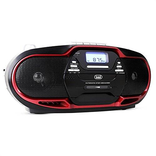 Stereo Portatile CMP 574 USB con CD MP3 e USB lettore di cassette