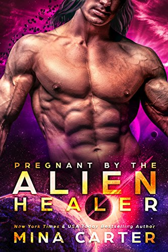 Pregnant by the Alien Healer (Warriors of the Lathar Book 3)