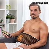 InnovaGoods IG811815 Cinturón Vibratorio Extra Large