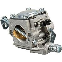 Carburador - TOOGOO(R)Carb carburador Para STIHL 025 023 021 MS250 MS230 reemplazo de motosierra zama walbro de color de plata