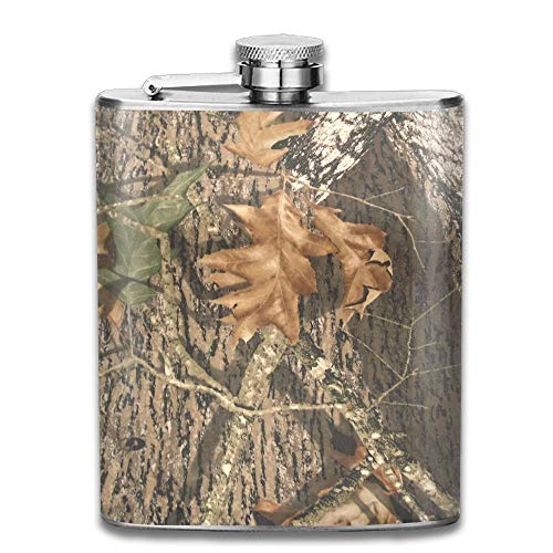 Camo Wallpaper Gifts Top Shelf Flasks Stainless Steel Flask - Wallpaper Skyrim