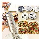 Portable Pasta Maker/ Noodles Machine/ Nouilles Machine Machine à Pâtes...