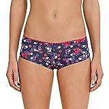 Uncover by Schiesser Damen Hipster Uncover 2pack Cheeky Pants, 2er Pack, Mehrfarbig (Sortiert 1 901), 42 (Herstellergröße: XL)