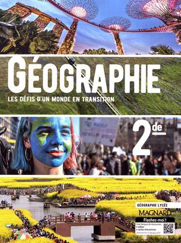 Géographie 2de : Les défis d'un monde en transition