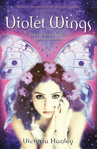 Violet Wings (English Edition) Hanley Wood