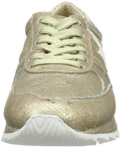 Mjus - 878104-0401, Scarpe da ginnastica Donna Gold (Oro /Oro/Oro/Oro/Bianco/Oro)