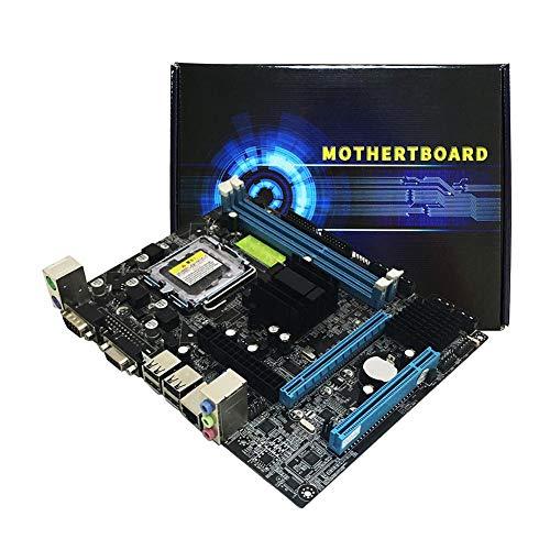 Biback bg41Ordenador sobremesa Placa Base DDR3Tres