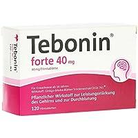 TEBONIN forte 40 mg Filmtabletten 120 St 120St 7368358 preisvergleich bei billige-tabletten.eu