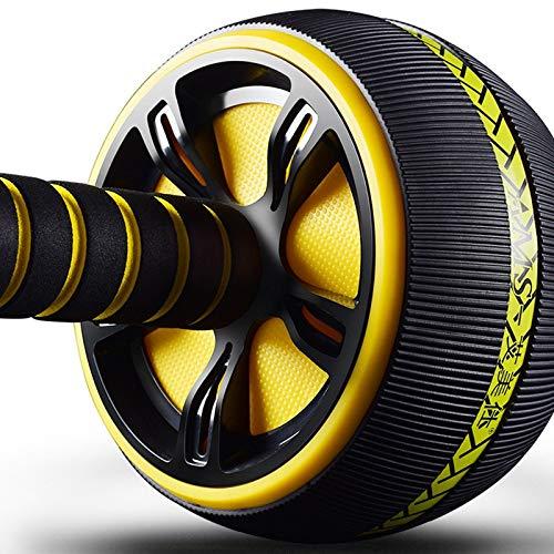 zxyAb Abdominal Roller rutschfest Body Building Ab Wheel Multifunktion Ab Exerciser Home