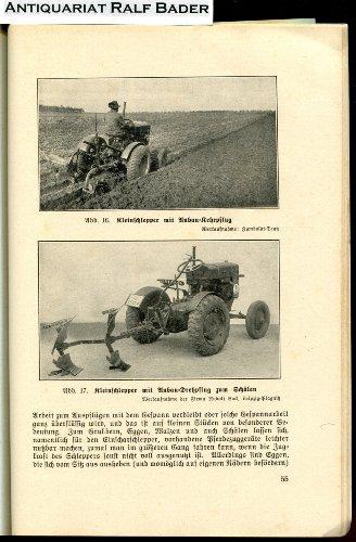 Schlepper und Gummiwagen im Bauernbetrieb (Arbeiten des Reichsnährstandes, 47)