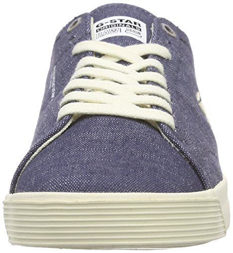 G-Star Dex, Sneakers Basses Homme bleu (chambray-3735)