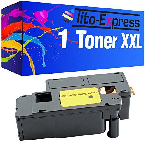 PlatinumSerie® 1 Toner-Kartusche XXL Black kompatibel für Epson Aculaser C1700 C1700 C1750N C1750W CX17 CX17NF CX17WF
