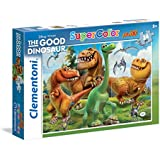 Clementoni - Puzzle maxi, The Good Dinosaur, 24 piezas (240357)