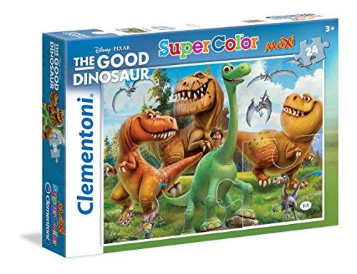 Clementoni 24035 - The Good Dinosaur Maxi Puzzle 24 Pezzi