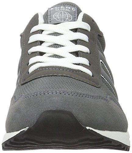 Blend - Footwear, Scarpe da ginnastica Uomo Grigio (Grau (GRANITE))