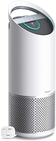 TruSens Z-3000 Air Purifier | Remote SensorPod | 360 HEPA Filtration with Dupont Filter | UV Light Sterilization Kills Bacter