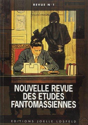 Nouvelle revue des études fantomassiennes par Collectifs