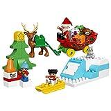 Lego Duplo 10837 - Winterspaß mit Dem Weihnachtsmann von LEGO®