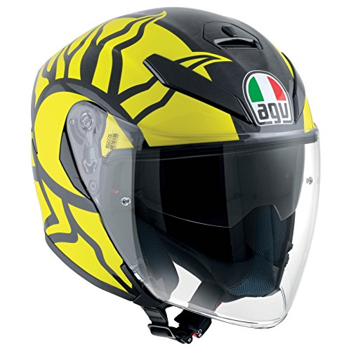 AGV K-5 Jet E2205 Top - Winter Test 2011, Größe XL