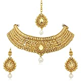 Meenaz Traditional Necklace Sets Jewelle...
