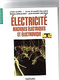 Electricité, terminales, BEP. Livre de l'élève