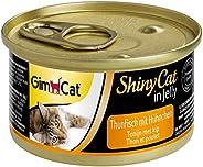GimCat Shinycat TunaChicken 70 gm
