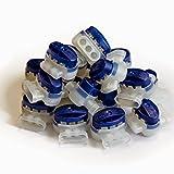 Digisky®-SET: 50 Stück wasserdichte Kabelverbinder für Automower von Husqvarna und