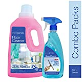Best Organic Cleaners - ecogenics Combo of Floor Cleaner 1 LTR + Review