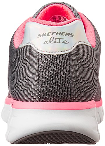 Skechers Synergy Moonlight Madness, Sneakers basses femme gris (CCPK)