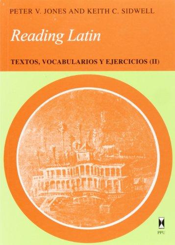 Reading latin II - texto, vocabulario y ejercicios