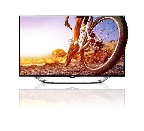 LG 55LA8609 139,7 cm (55 Zoll) Fernseher (Full HD, Triple Tuner, 3D, Smart TV)