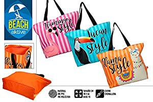 ColorBaby Bolsa Playa Animal Style SDOS 80330