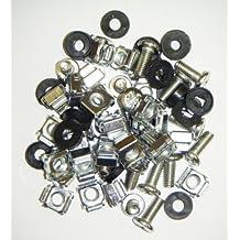 MHP ® 20 x Cage écrous M6 / Rack Set / écrous vis rondelles Pack de 20