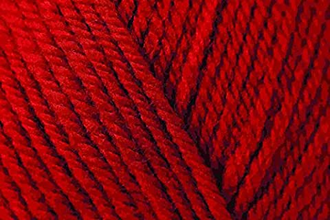 Rico Baby Classic dk fil à tricoter à la main–09rouge