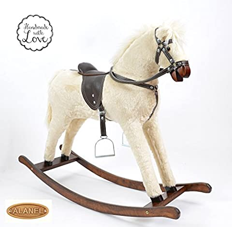 SUNNY Handmade Brand New LARGE Rocking Horse MADE IN EUROPE