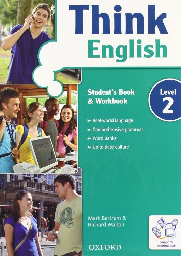 Think english. Student's book-Workbook-Think cult. Con espansione online. Per le Scuole superiori. Con CD Audio. Con CD-ROM: 2
