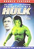 The Incredible Hulk Returns / The Trial of the Incredible Hulk [Import USA Zone 1]