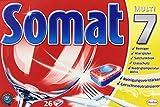 Somat 7 Multi Tabs, Geschirrspültabs, 26 Tabs