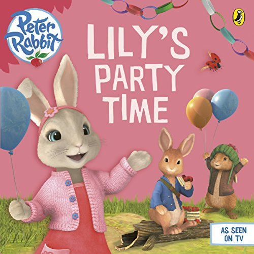 Lily's party time.