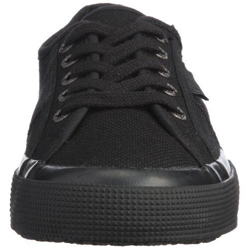 Superga 2750 Cotu Classic, Baskets Basses Mixte Adulte Noir (Total Black 997)