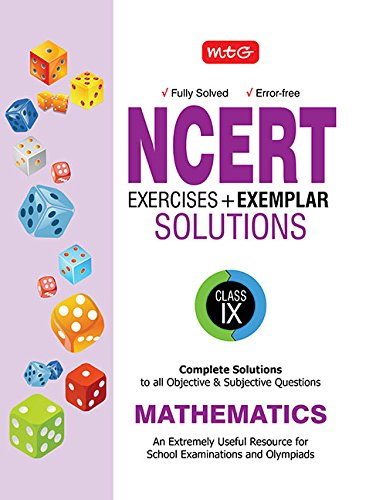 NCERT Exercises + Exemplar Solutions Mathematics - Class 9
