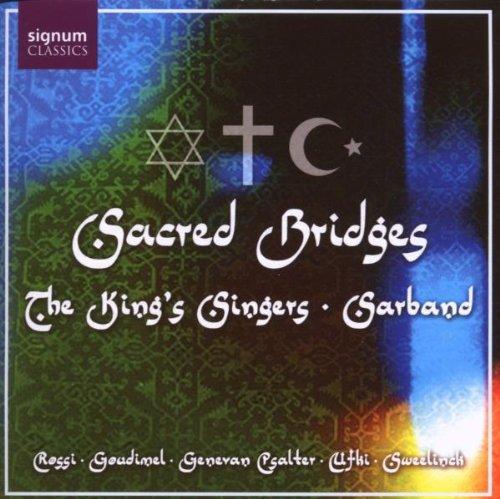Musique Sacrée : Psaumes Chrétiens, Juifs et Musulmans / the King's Singers