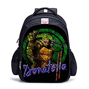 Tortugas Ninja Bolsa portamerienda