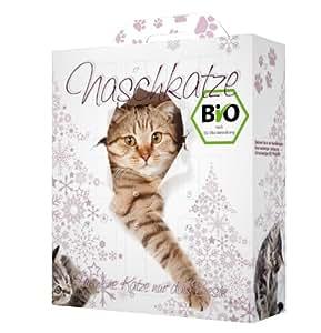 Bio Adventskalender für Katzen - Exklusiv bei Amazon
