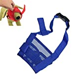 Best Dog Bark Collars - CGT Adjustable Nylon Soft Dog Muzzle Used Review