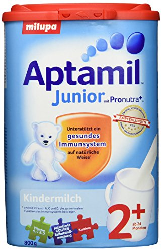 Aptamil Junior 2+ Kindermilch 6 x 800g (Junior-mischung)