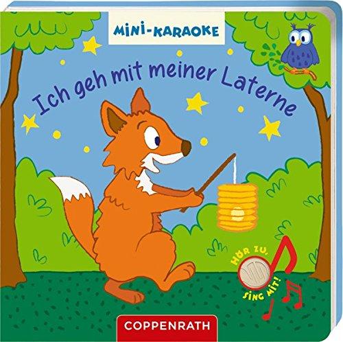 Mini-Karaoke: Ich geh mit meiner Laterne