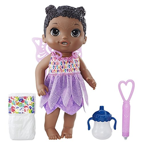 Baby-Alive-Face-Paint-Fairy-African-American